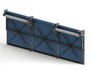 WIND PROTECTION SYSTEM FOR  ROLLER SHUTTERS